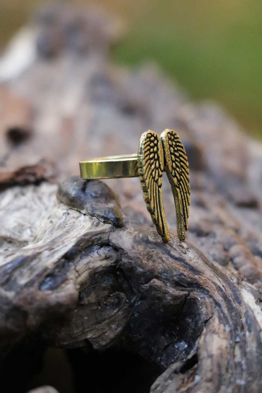 Ring ANGEL WINGS  Gold