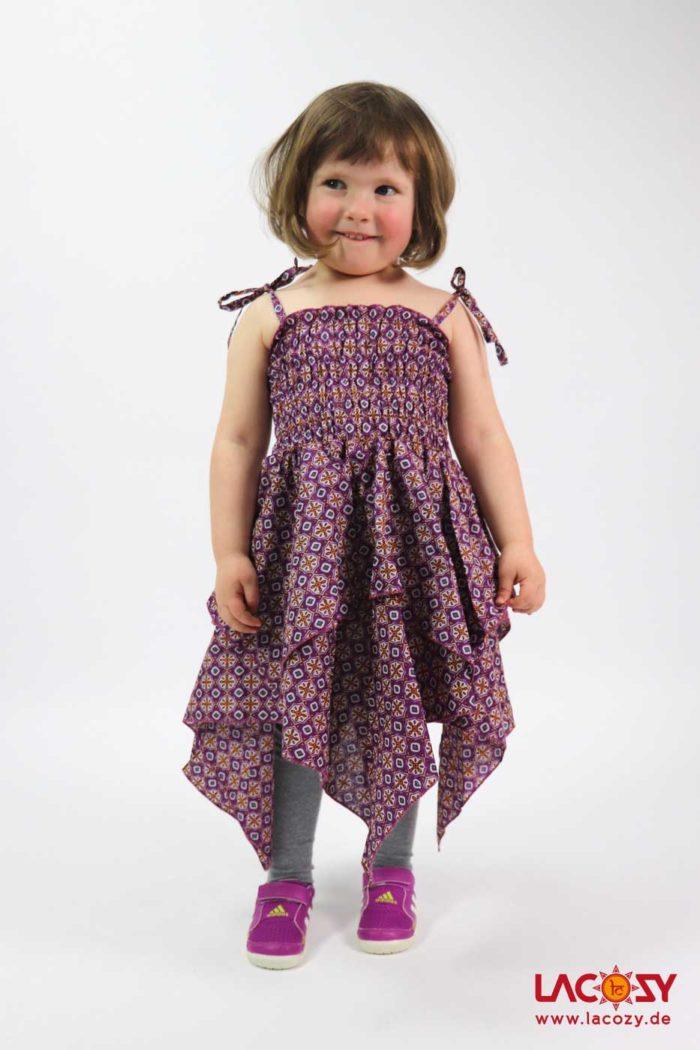 Kleidchen / Rock Mädchen Lila