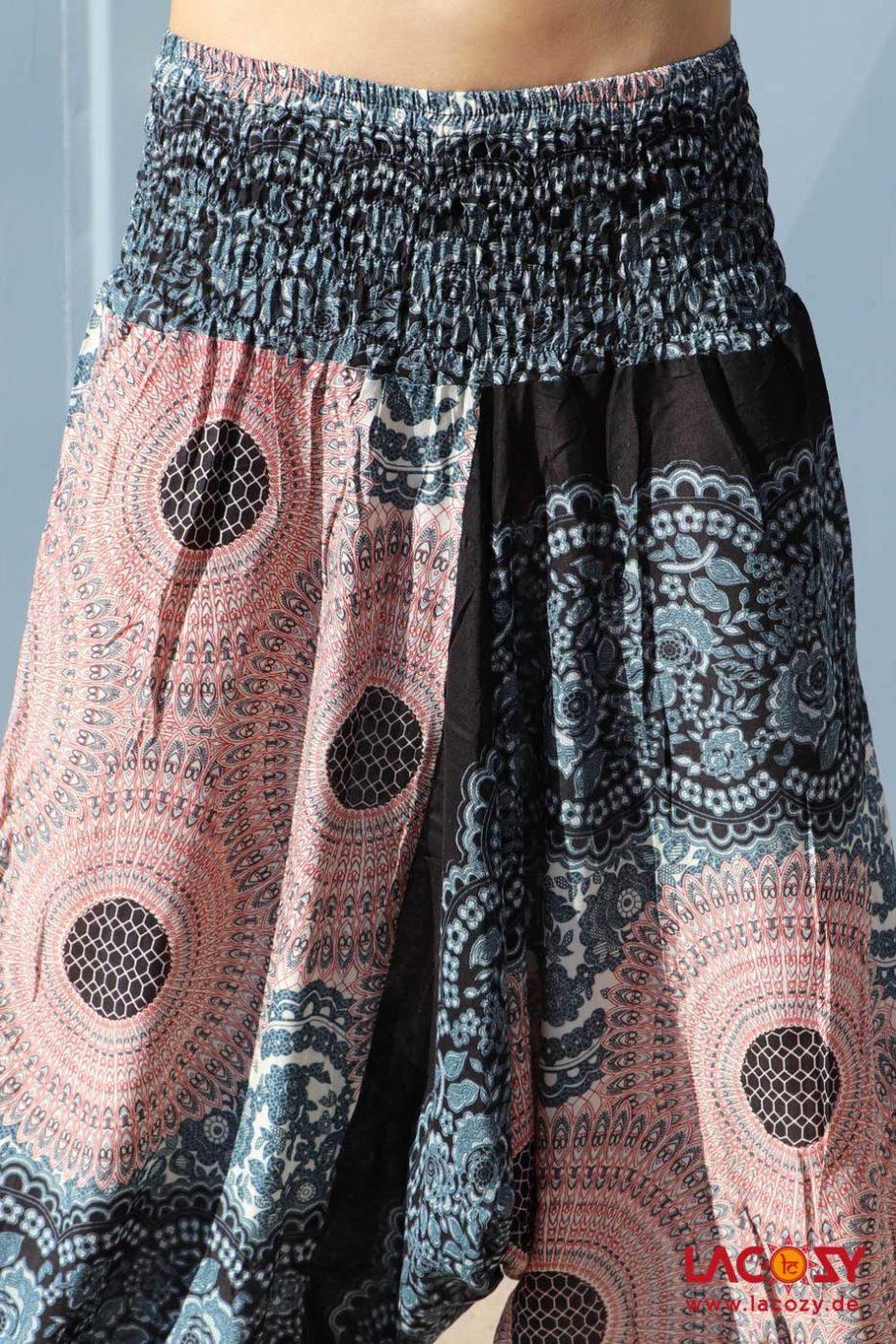 Alibaba Haremshose Hosenkleid Damen