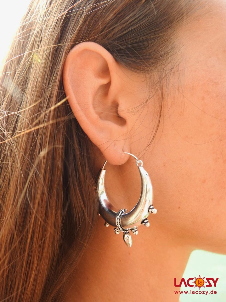Ohrhänger UMA  Silber