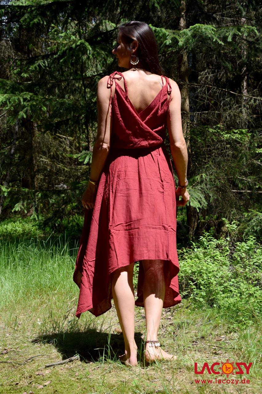 Kleid SOHO Damen Rot