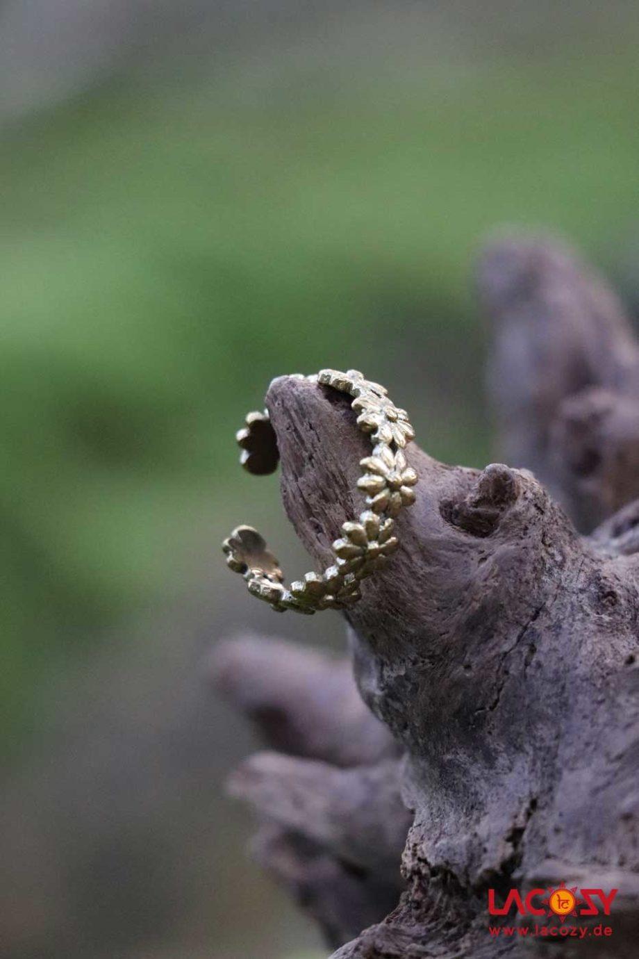 Ring FREUDE  Gold